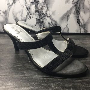 Sam & Libby Sequin Heels